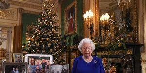 クリスマス メッセージ エリザベス女王