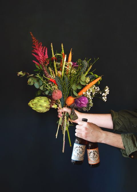 botanical love bouquet