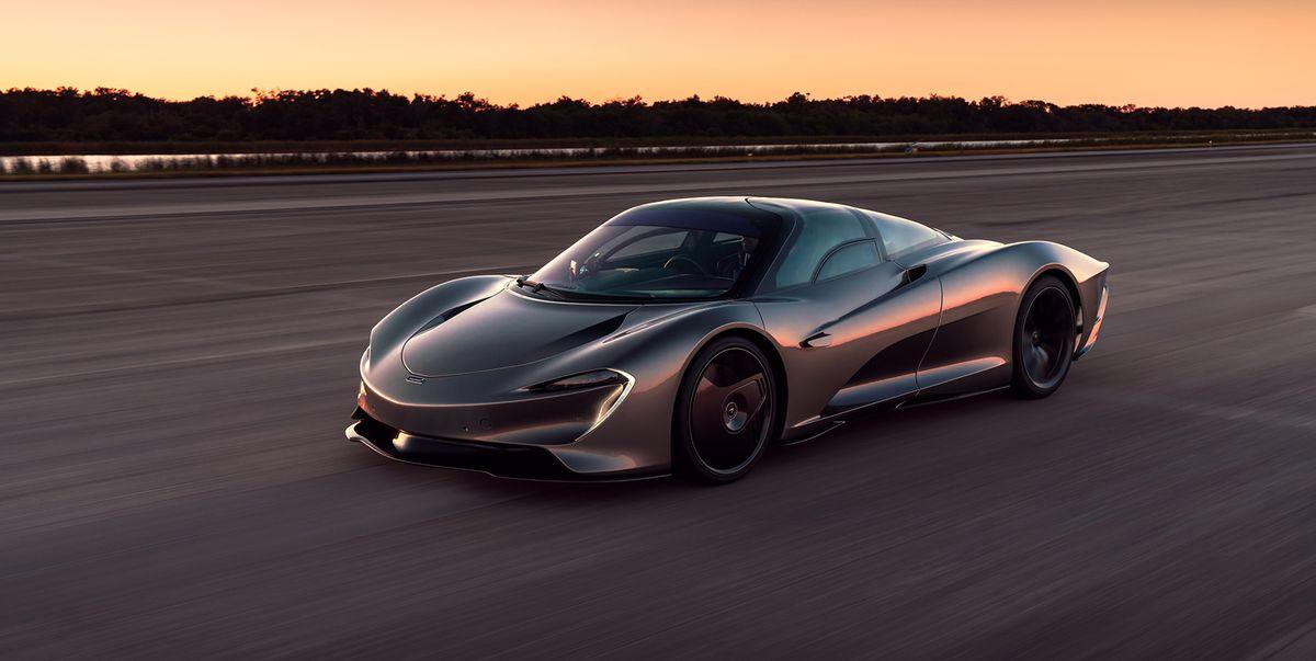 Gallery 2020 McLaren Speedtail technical details