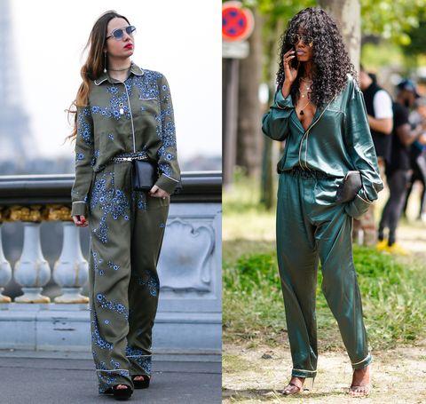 d9f9e991d8 Un pigiama come un tailleur elegante: è questo il trend moda dell'inverno  2019