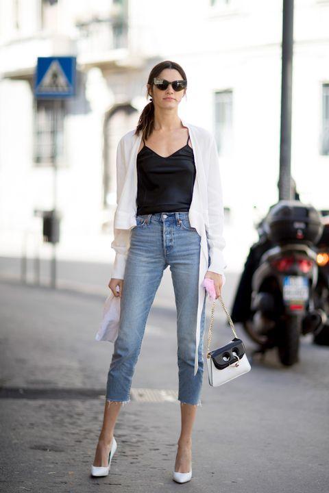 Look moda primavera estate 2018  18 idee di tendenza 9d363573951