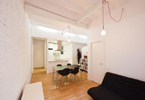 Mini casa a Barcellona