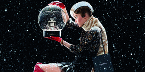 Chanel N°5 Christmas campaign 2019