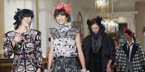 Sleeve, Dress, Style, Hat, Headgear, Fashion accessory, Costume accessory, One-piece garment, Waist, Fashion,