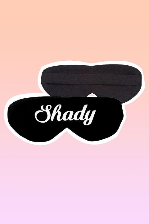 Shady Cotton Lux Sleep Mask