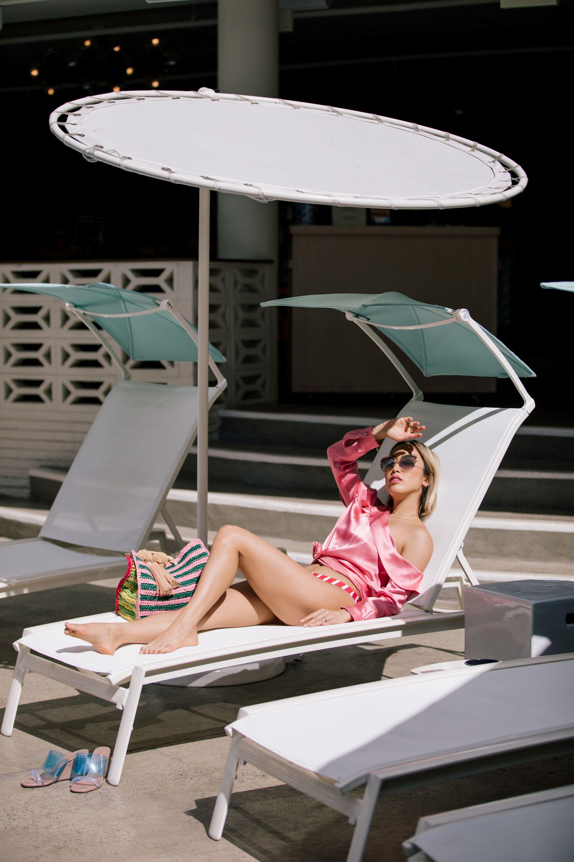 Lindsey Higa - Pineapple Ice Honolulu Outfits