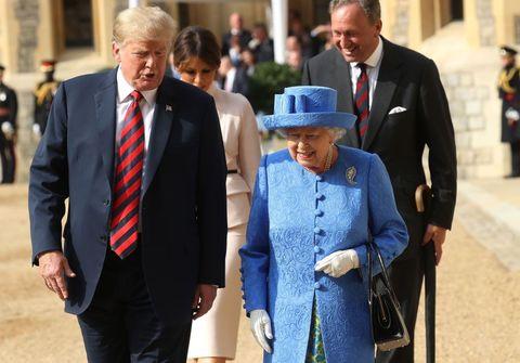 Donald Trump State Visit
