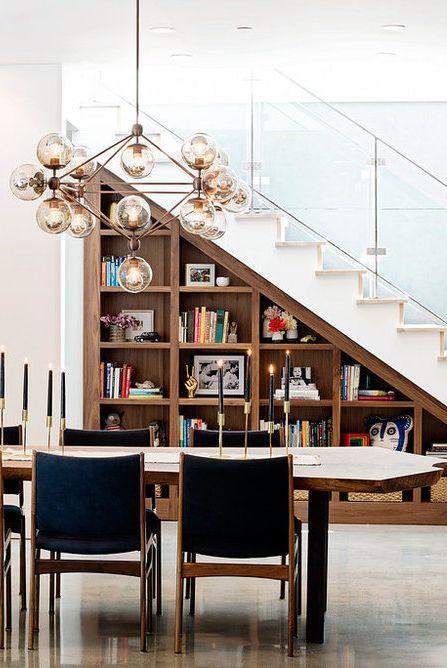 under stairs storage ideas