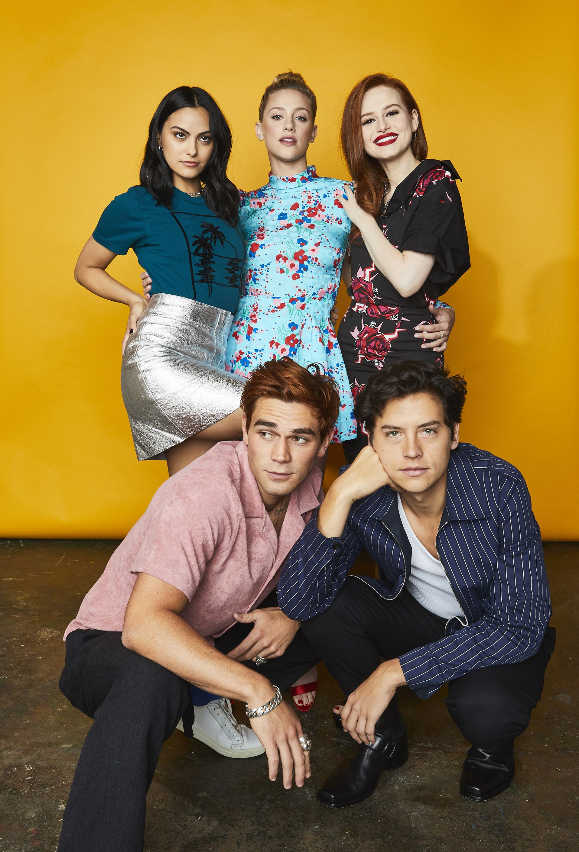28 Photos of Riverdale's Cast Living It Up at Comic Con 2019