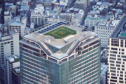 日本東京澀谷最新地標,最高展望台SHIBUYA SKY