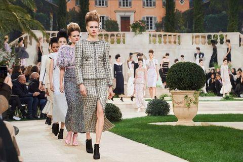 Chanel2019 春夏高級訂製服大秀