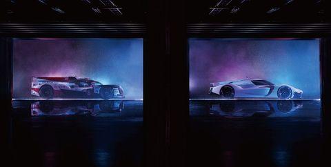 Vehicle, Car, Performance car, Supercar, Darkness, Compact car, Sports car,
