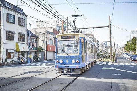 食物模型,拉麵食譜,東京,路面電車,都電荒川線, Airbnb,Airbnb東京,TODEN LIFE TOURISM