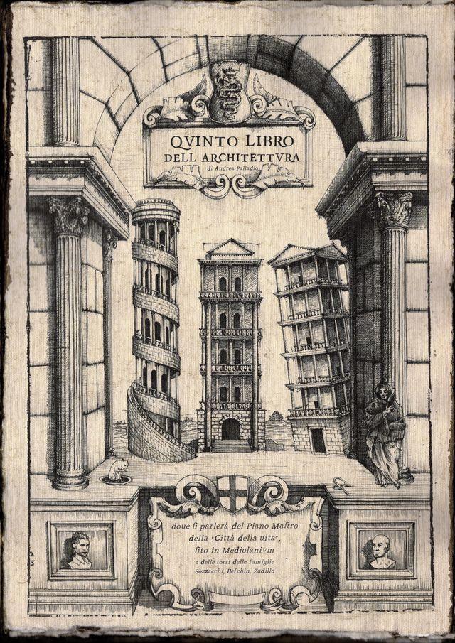 il v libro palladiano