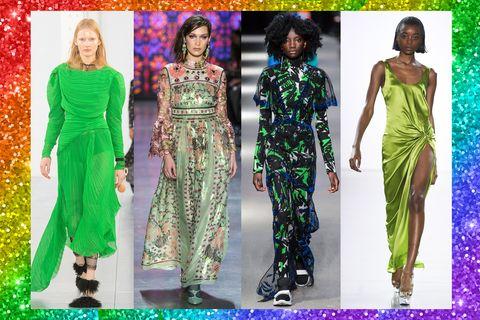 official photos f1067 445fa I vestiti di moda autunno inverno 2018-2019 sono arcobaleno