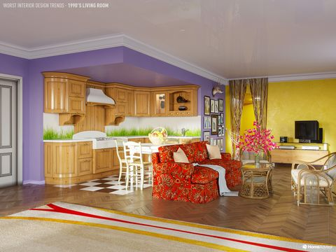 HomeAdvisor Designed Three Rooms That Feature the Worst ...