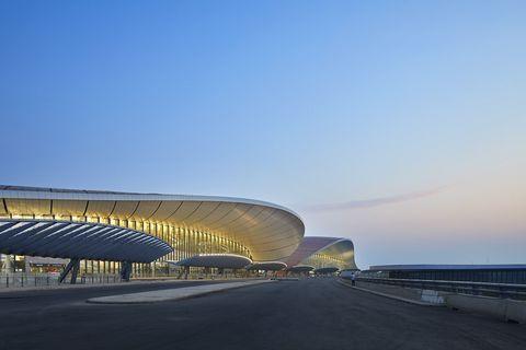 L'aeroporto di Pechino Daxing di Zaha Hadid