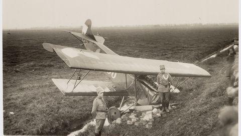 Vliegtuigongelukken in Nederland