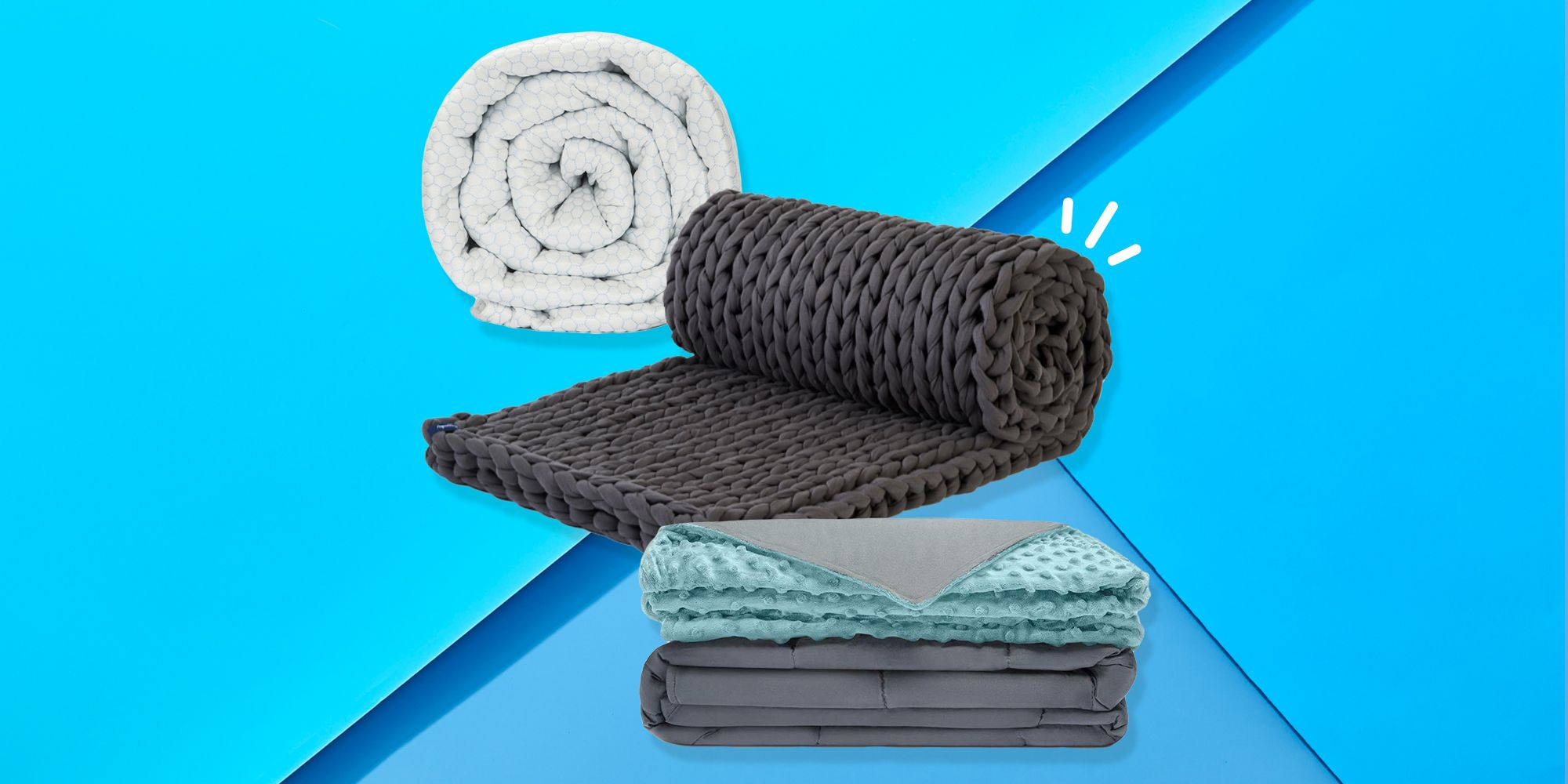 13 Best Weighted Blankets To Sleep Better And Ease Anxiety, According To Experts And Online Reviews