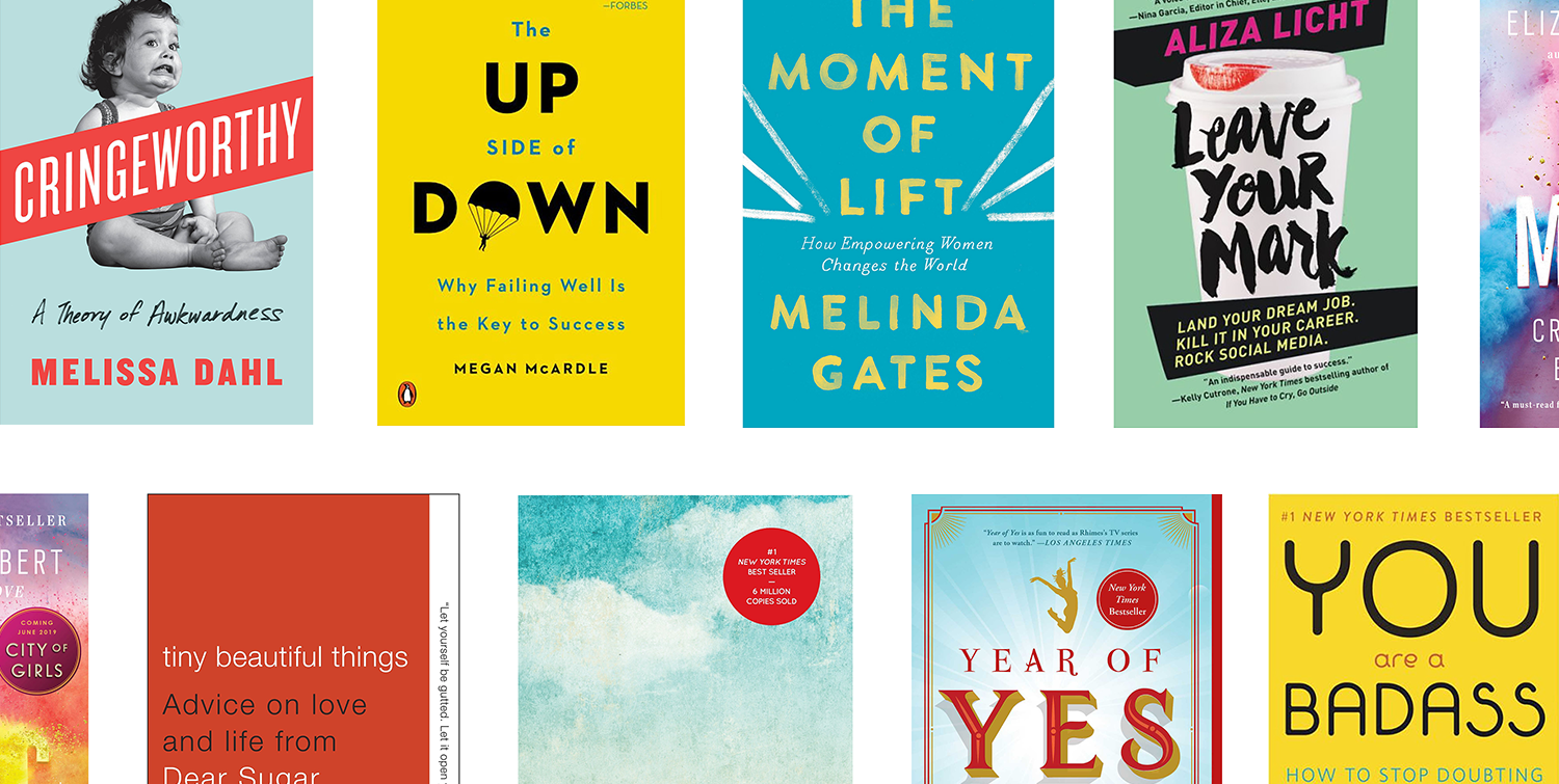 11 Empowering Self-Help Books Every Woman Should Read By Her 30s