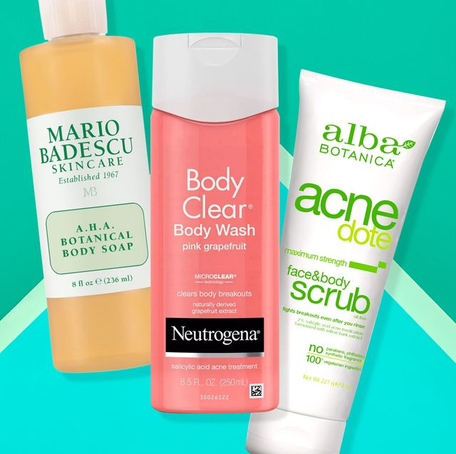 The 10 Best Acne Body Washes Of 2020