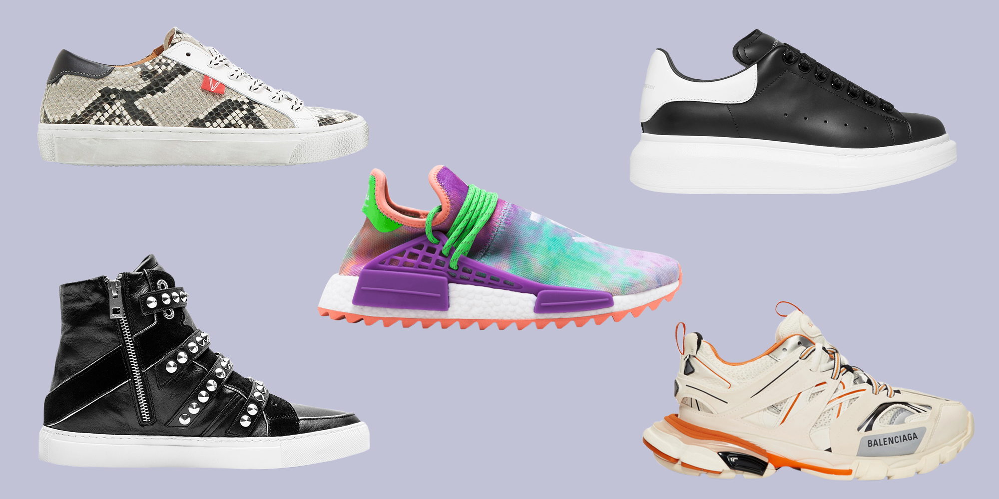 10 Best Sneakers Of The Year Sneaker Trends Of 2019
