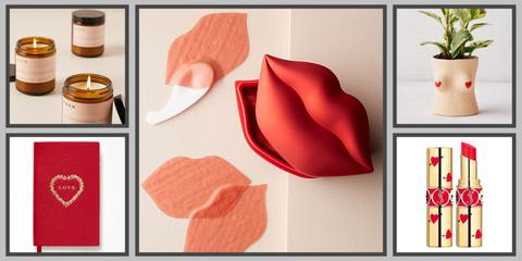 Red, Orange, Lip, Material property, Room, Coquelicot, Peach, Petal, Rectangle, Tableware,