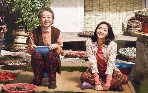 《季春奶奶》尹汝貞、金高銀
