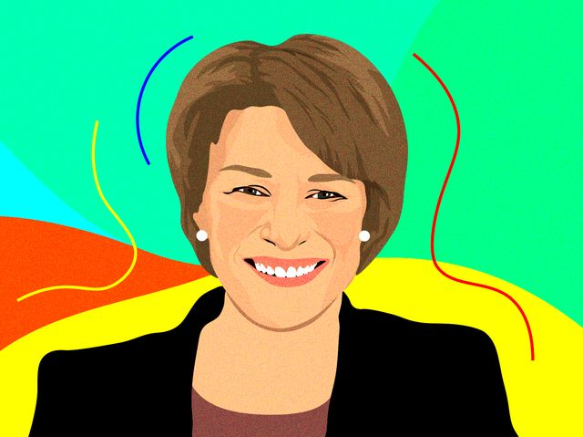 Shonda Asks the 2020 Candidates 20 Questions: Here's What Amy Klobuchar Had to Say