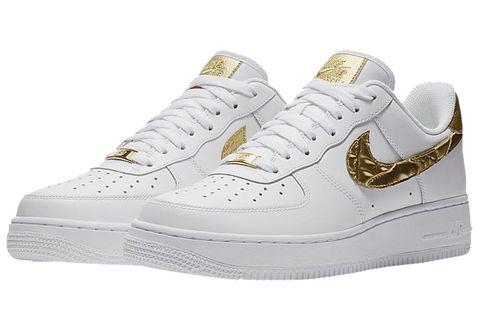 Shoe, Footwear, White, Sneakers, Product, Walking shoe, Yellow, Athletic shoe, Outdoor shoe, Skate shoe,