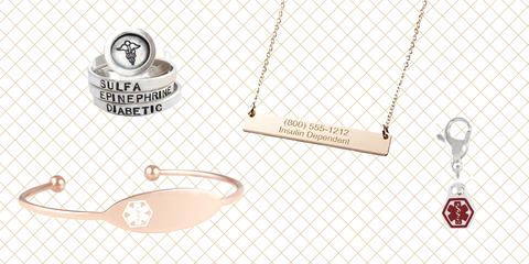 homme mode de luxe nouveau style de 2019 10 Stylish Medical Alert Bracelets You'll Actually Want to Wear