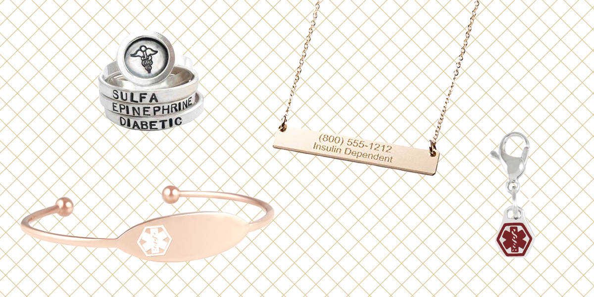 Medical Alert Jewelry for Women That You'll Actually Want to Wear