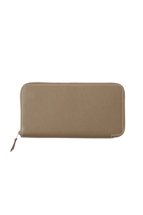 Wallet, Brown, Beige, Tan, Coin purse, Rectangle, Fashion accessory, Leather,
