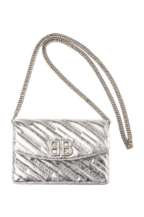 Fashion accessory, Bag, Handbag, Chain, Jewellery, Shoulder bag, Silver, Body jewelry, Metal,