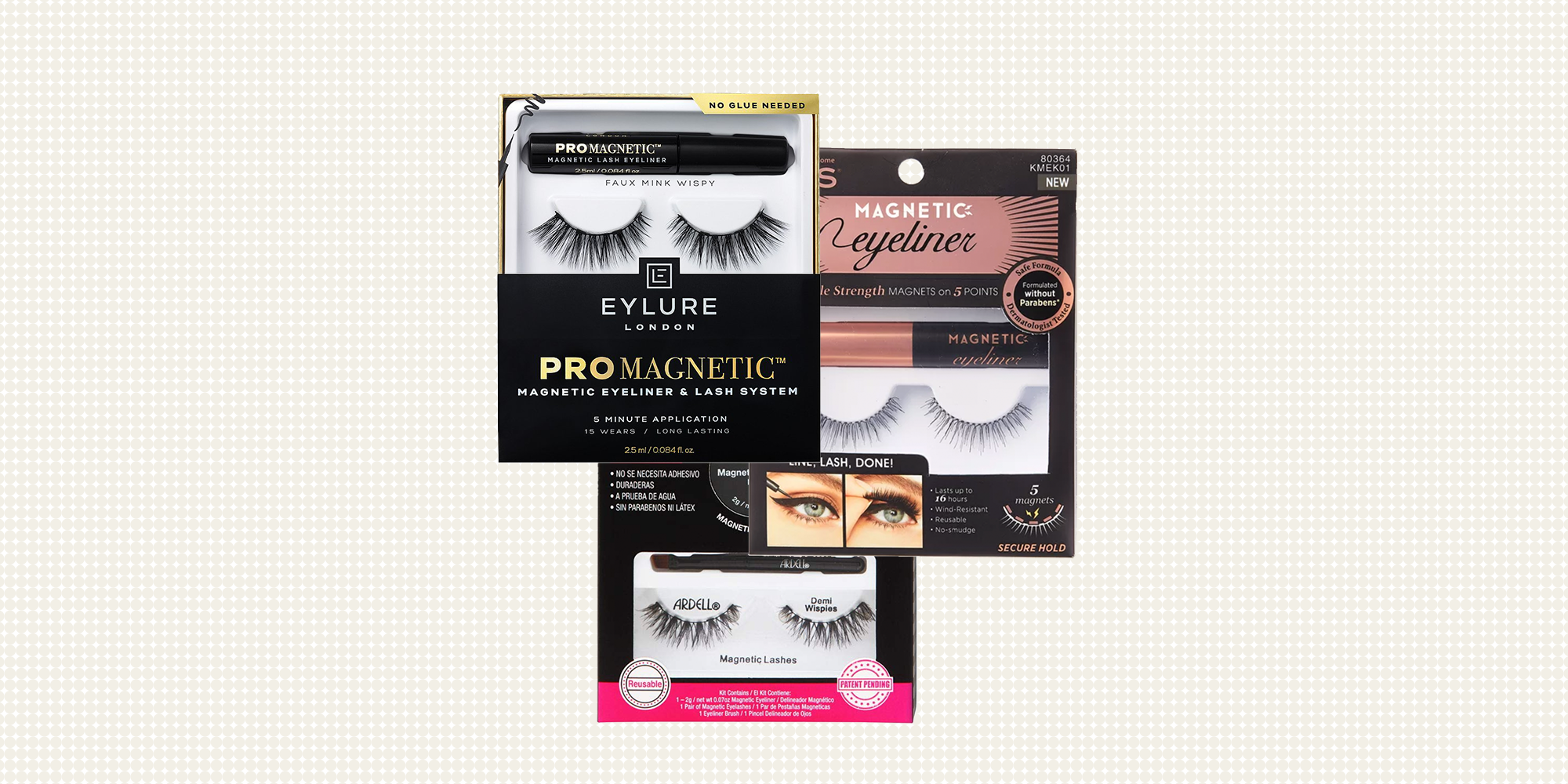 Which Magnetic Liner and Lashes Stand Up to the Windy City?
