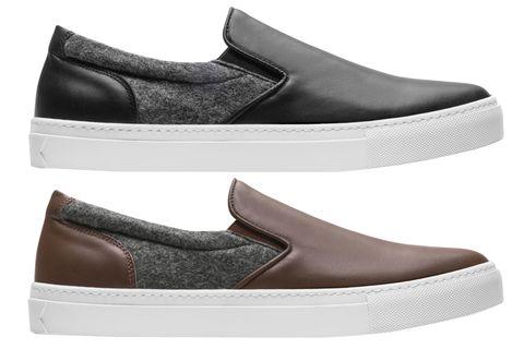 Footwear, Shoe, Brown, Sneakers, Plimsoll shoe, Beige, Skate shoe, Athletic shoe, Brand, Leather,