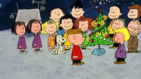 a charlie brown christmas holiday movie