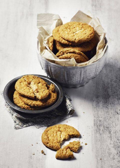 keto nutty shortbread cookies recipe   thanksgiving recipes