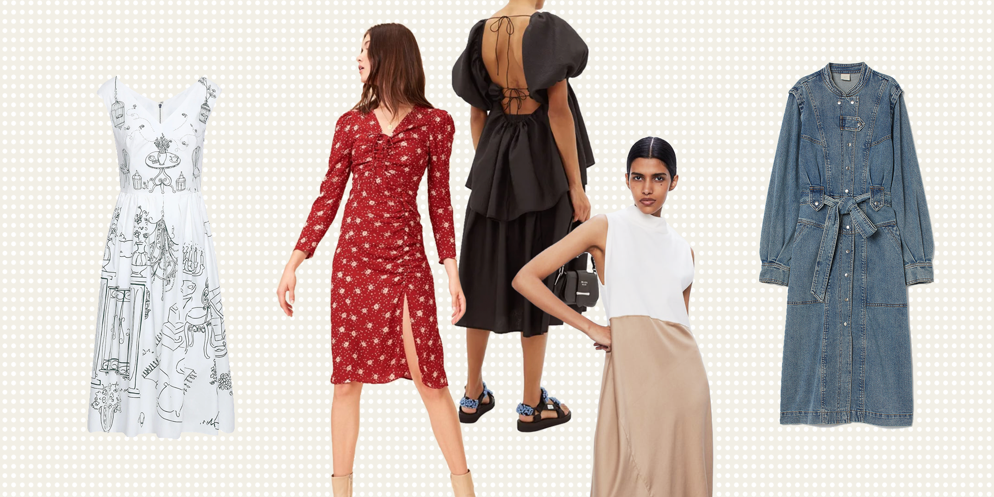 4 Best Spring Dresses for 4  New Casual & Cocktail Spring Dresses