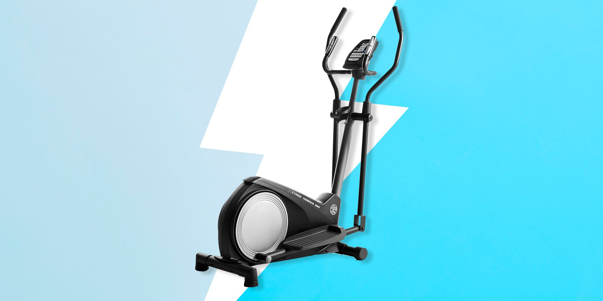 Gold's Gym Elliptical Machines Are On Sale At Walmart For Less Than $200 Right Now