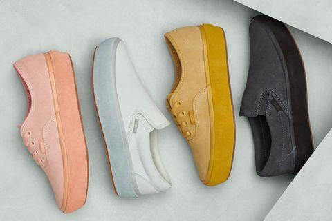 Footwear, Yellow, Shoe, Font,