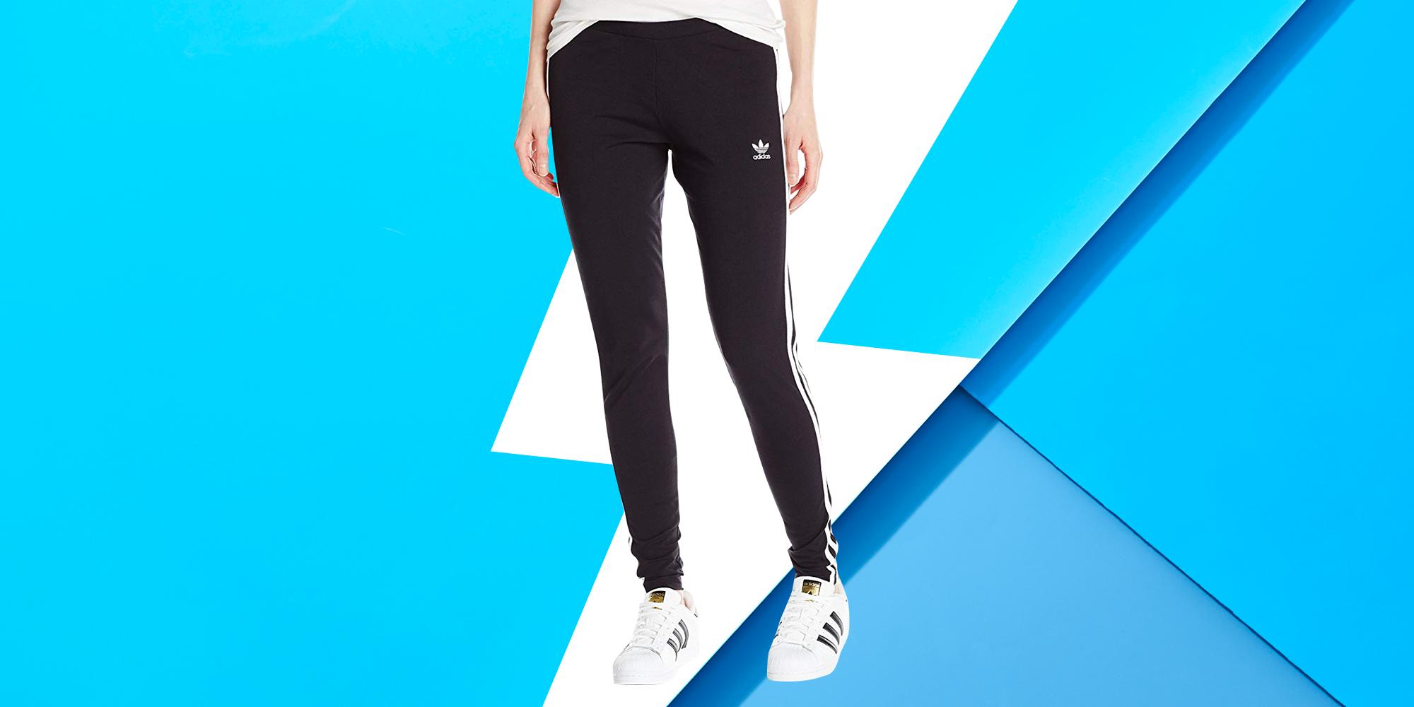 Previamente recuperar Joven  Adidas Original Leggings Are On Sale On Amazon Right Now