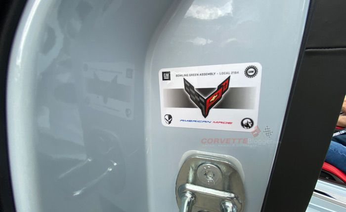 Zora Head Logo Spotted on New C8 Corvette