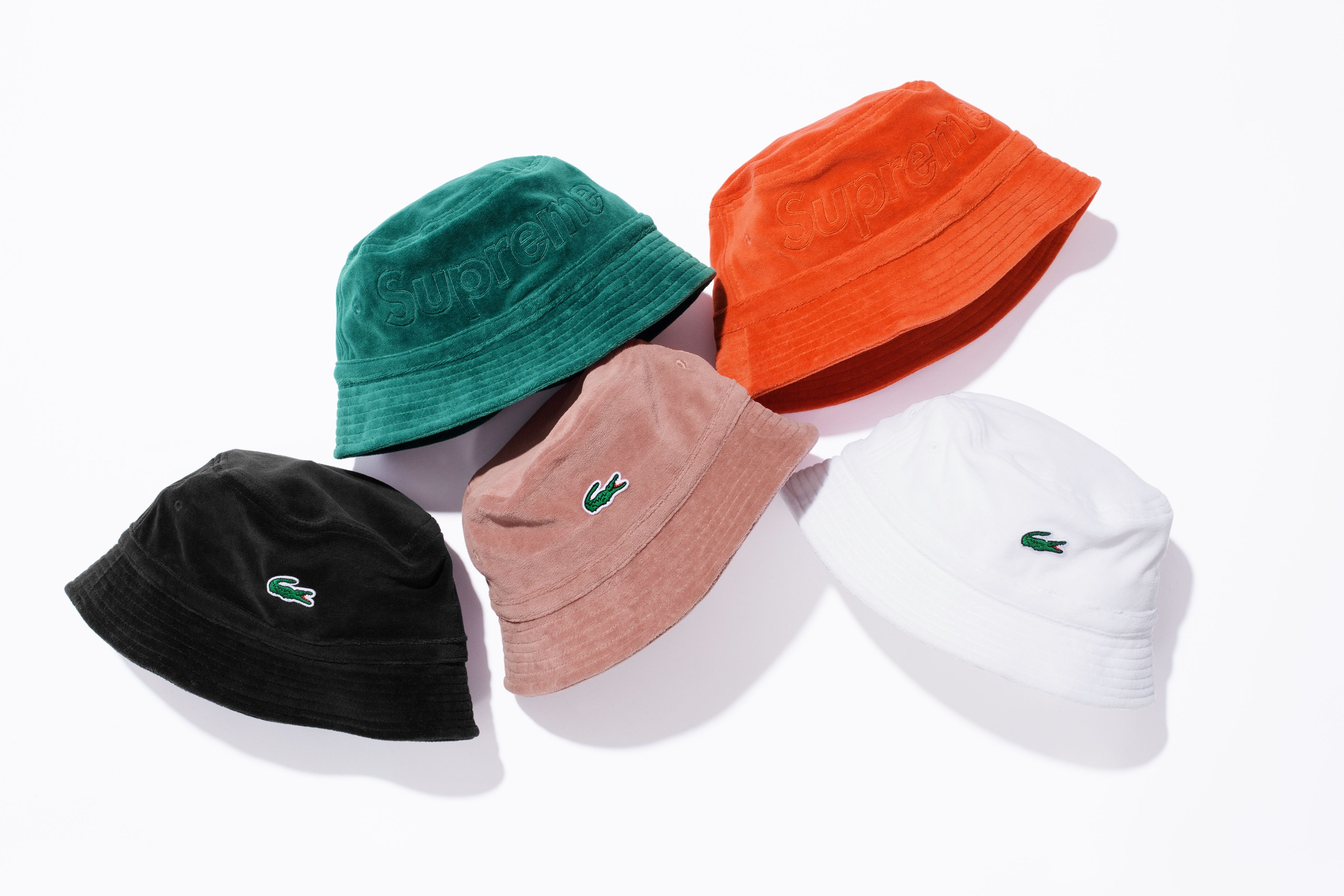 The Supreme Lacoste Collab Is Even Better This Time Around 88f9725136a