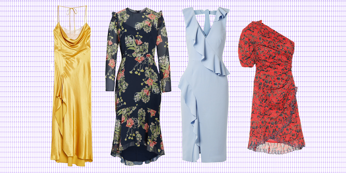 11 Wedding Guest Dresses For Spring 2019 To Snap Up Before