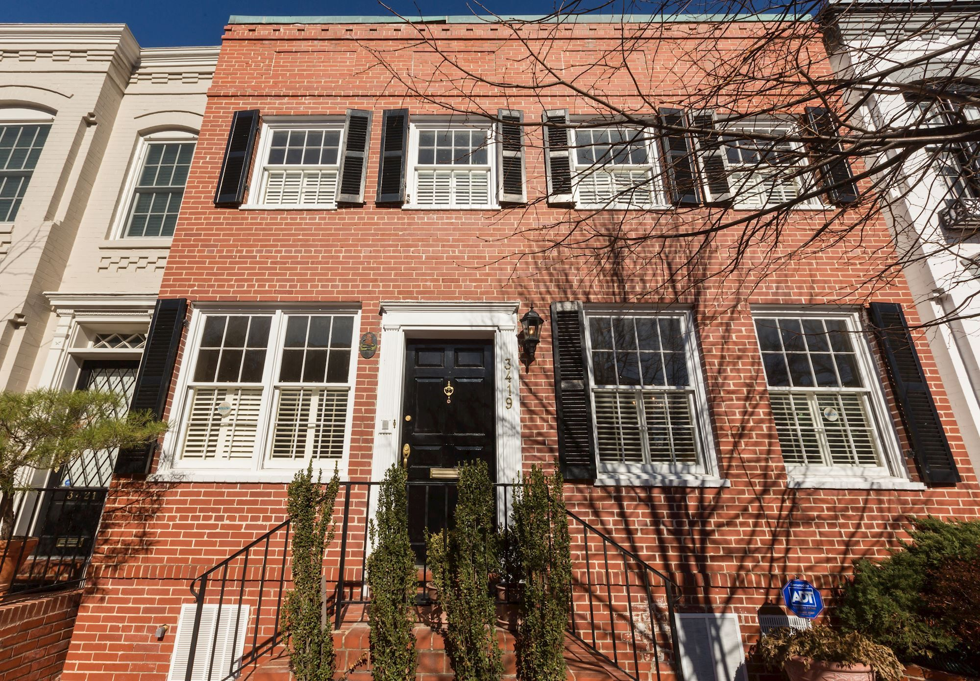 JFK Jackie Kennedy Townhouse