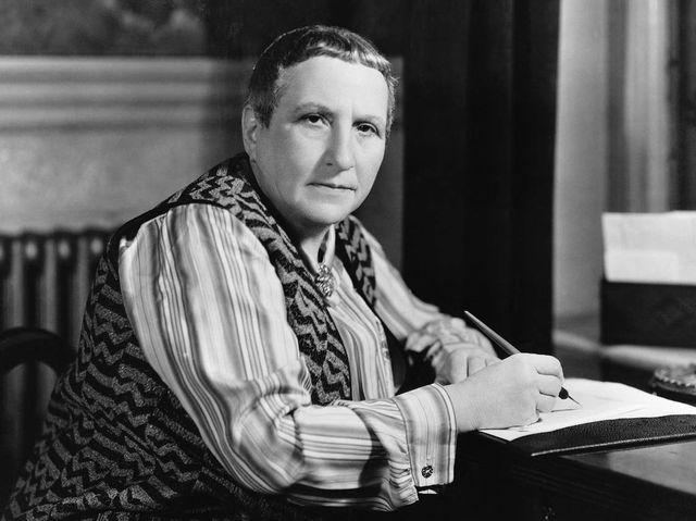 Gertrude Stein flirteaza ieftin
