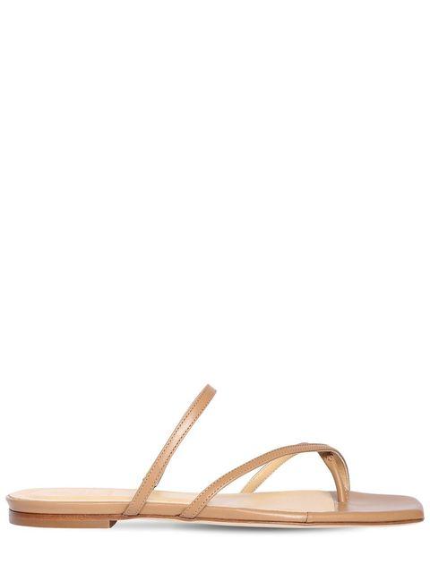 sandali bassi, sandali bassi estivi, sandali comodi, sandali rasoterra, sandali senza tacco
