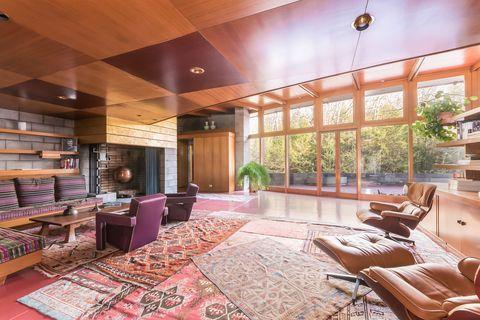 Frank Lloyd Wright Houses