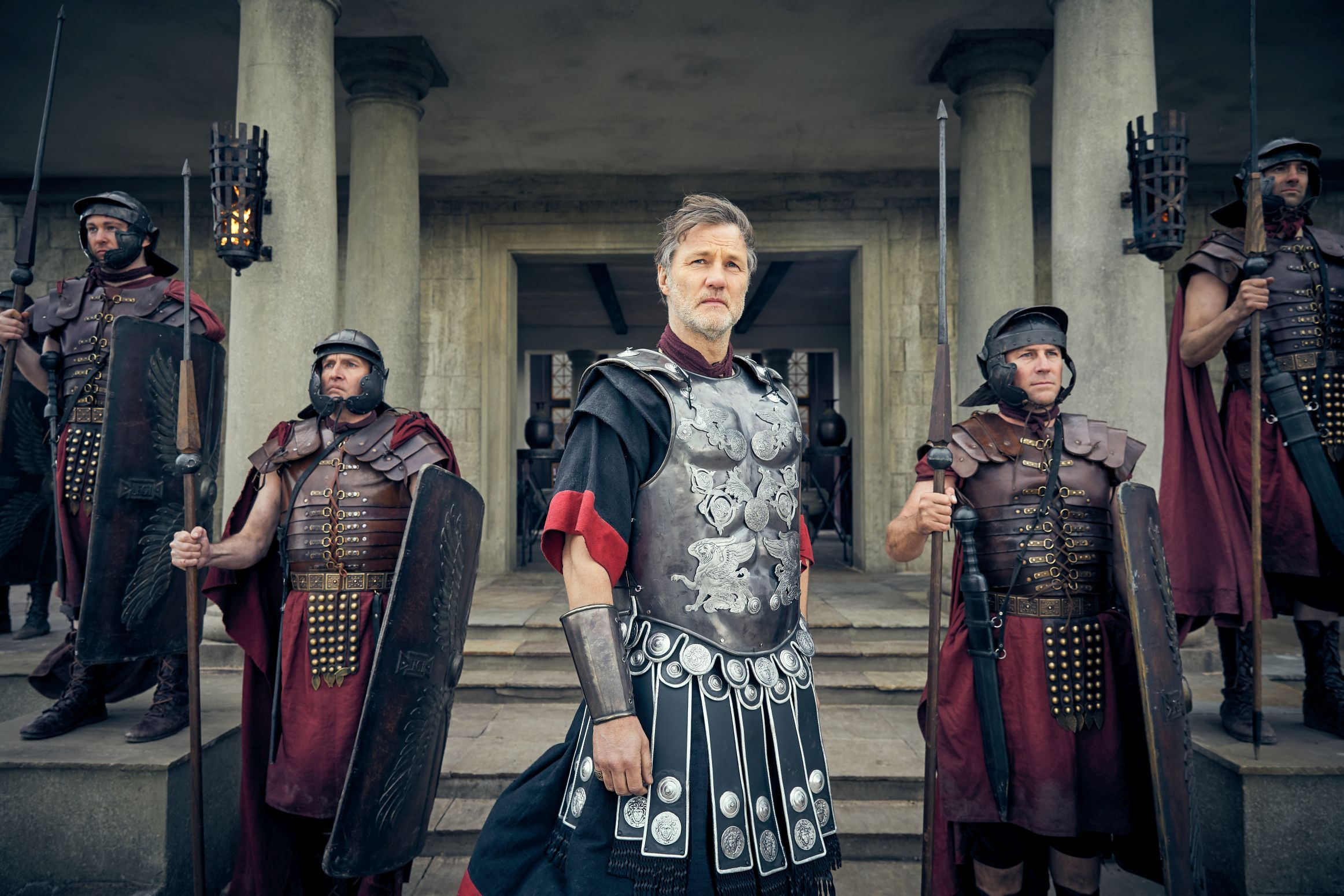 "Britannia creator likes that ""loads of people hated"" the divisive show"